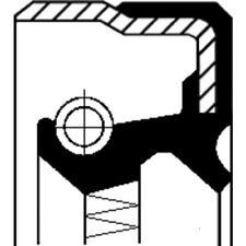 CORTECO WELLENDICHTRING, RADNABE MERCEDES-BENZ 12015263B