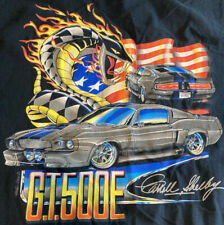 XL Unique Performance Carroll Shelby GT 500E Mustang Shirt Awesome