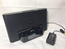 Sony Model ICF-CS15iP - Dream Machine - Personal Audio / iPod Docking System