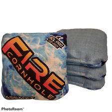 New listing Fire Cornhole - Assault - ACL Pro Approved Cornhole Bags