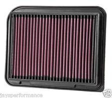 Kn air filter (33-3015) Filtración de reemplazo de alto caudal