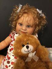 HAPPY REBORN BABY GIRL MADDIE-NEW KIT BY BONNIE BROWN-REBORN BY EMA BENNETT