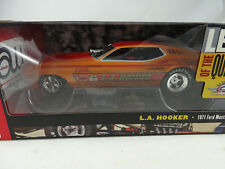 1 18 Ertl/auto World Ford Mustang NHRA Funny Car 1971 L.a.hooker