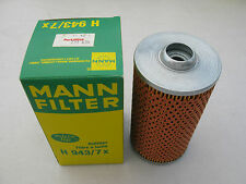 NEW MANN H943/7X Oil Filter 11421731634 For BMW 5,7,8 Series 1991-2003