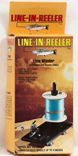 LINE-IN-REELER WITH ADJUSTABLE TENSION DEVICE,NEW IN BOX, MADE IN THE USA