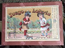 Cayro Classic Lottery (Bingo) New! Juego De La Loteria