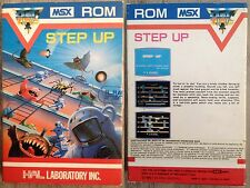 Step up/hal msx cartridge new