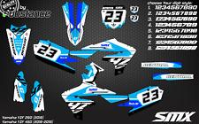 2018 2019 YZF 250/450 moto graphics motocross kit decals stickers YZ450F SMX YZ