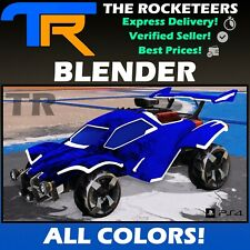 [PS4/PSN] Rocket League All Painted BLENDER VR Wheels Totally Awesome Crate New