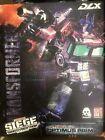 Threezero Transformers War for Cybertron Optimus Prime DLX Diecast Figure in USA