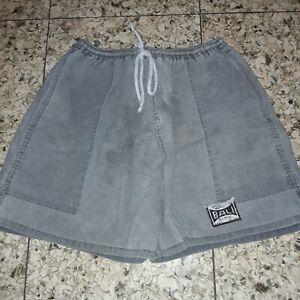 MENS Sz M grey BALI shorts COMFY! ELASTIC WAIST!