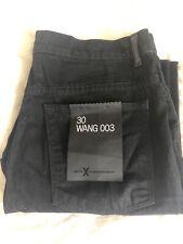 Alexander Wang 003 Boyfriend Tapered Rigid Jeans Size 30 BNWT £200 Net A Porter