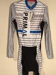 Primal cycling Bibs /& Jersey set Pace line size M new Race cut