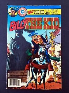 BILLY THE KID #134 CHARLTON COMICS 1980 VG/FN
