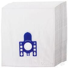 Pour aspirateur MIELE GN Hoover Sacs allervac capteur solution Hyclean Aspirateur Sac X 20