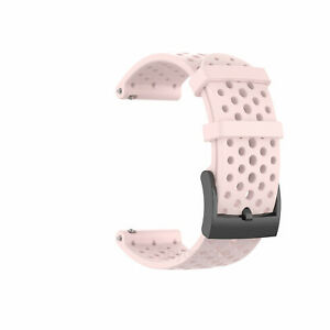 For Suunto 7 9 Baro D5 Spartan Sport Nylon Silicone Wrist Band Watch Strap Belt