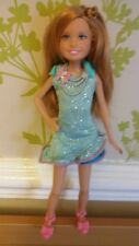 *Barbie & Her Sisters In A Pony Tale Exclusive Stacie Gala Gown Doll*VHTF*