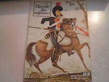 ** Gazette des uniformes n°25 Coiffures infanterie Allemande / L'homme de 1812