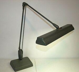 vintage florescent desk lamp works