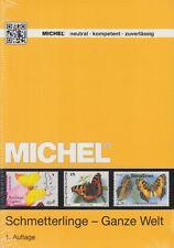Michel Katalog Schmetterlinge - Ganze Welt - 1. Auflage (April 2015)
