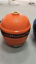 Ynni 14 pollici su misura Arancione kamado FORNO BARBECUE GRILL Uovo con supporto TQ0014OR