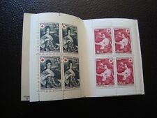 FRANCE - carnet croix-rouge 1968 n** MNH (Z15)