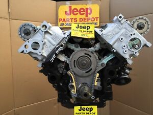 4.7L ENGINE 1999 2007 JEEP DODGE MOTOR  RE MANUFACTURED  WARRANTY 4.7 Cherokee