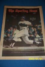 1968 Sporting News DETROIT Tigers WILLIE HORTON No Label BENGAL BLOCKBUSTER N/L