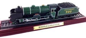 Écoles Classe 4-4-0 Sr, Locomotive Standmodell 1:87, Atlas Modèle