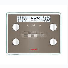 Bilancia pesapersone elettronica Medel - misurazione diagnostica con elettrodi