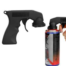 Car Paint Care Aerosol Spray Gun Adapter Handle with Grip Trigger Black 14x11cm