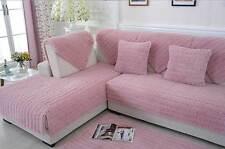 Soft Door Floor Mat Rug Runner Sofa Couch Throw Carpet Plush Velour Faux Fur New