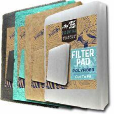 "Yfs 10"" x 18"" Carbon / Ammonia / Phosphate / Polyfiber Aquarium Filter Media Pad"