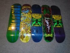 creature skateboards 8.0 8.125 8.25 skate-decks almost wholesale