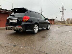 Subaru Legacy BP Wagon Rear Bumper