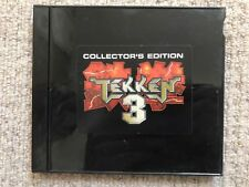 Tekken 3 Collectors Edition DEMO DISK - Sony PlayStation 1 PS1 DEMO UK PAL