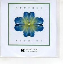 (HF822) Apothek, Reunion - DJ CD