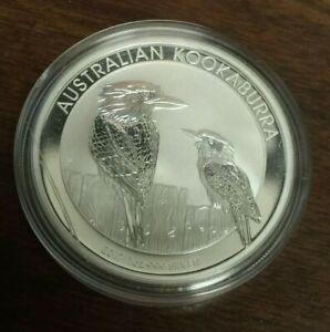 2017 P  Australia $1 Silver Coin w/ Australian Kookaburra