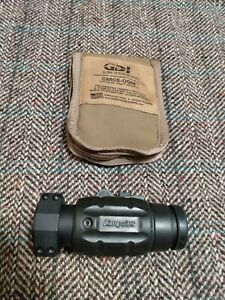 Aimpoint 3xmag Magnifier In GDI Qd Mount