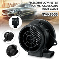 Mass Air Flow Sensor Meter 5WK9638 A2710940248 For Mercedes Benz C230 W203