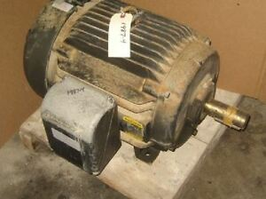 20 hp Motor, electric, 1160 rpm, 3 phase,   Frame 286TS