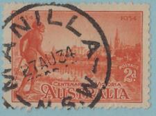 AUSTRALIA TOWN CANCEL MANILLA