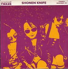 """shonen knife space christmas 7""""  uk"""