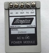 Acopian Power Module AC To DC   24EB60