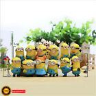 Set of 12PCS Despicable Me 2 Movie Character Minions Doll Toy Cute Figures new