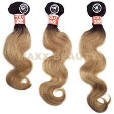 Yolo 365 100% Unprocessed Human Hair Weave Natural Body Wave - 3 Bundles