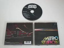 METRO STATION/METRO STATION(COLUMBIA-SONY MUSIC 88697 48105 2) CD ALBUM
