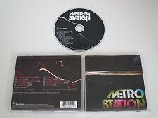 Metro Station/Metro Station (Columbia-Sony Music 88697 48105 2) CD Album