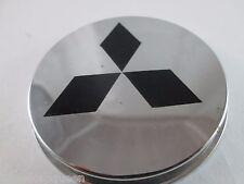 MITSUBISHI BLACK/SLVR FACTORY WHEEL CENTER CAP*    #10245     (1)