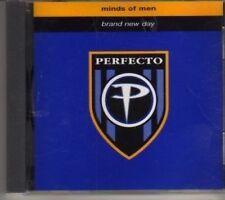 (BX351) Minds Of Men, Brand New Day - 1996 CD